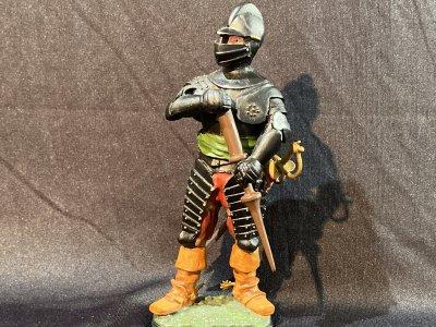 12 figures of world ancient warriors