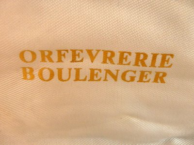 Boulenger France Set of silverware