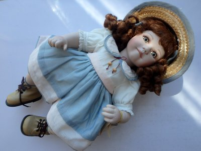 C.Bernaert Doll Valentine