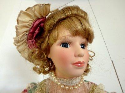 "Кукла ""Дева с Ридикюлем"""