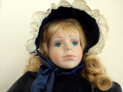 "French Doll  ""Cosette"""