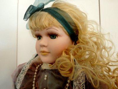 Кукла «Француженка»