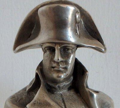 Серебряная печать Бюст Наполеона