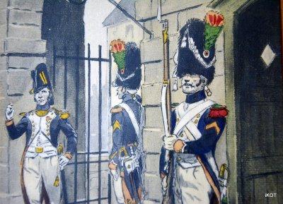 М.Toussaint «Napoleon & army campaign»