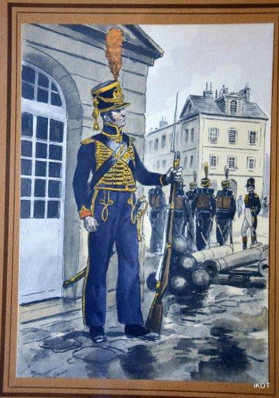 М.Toussaint Napoleon  army campaign