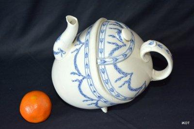 Англия Wedgewood старинный Чайник SYR