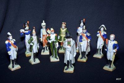 Napoleon 11 figures