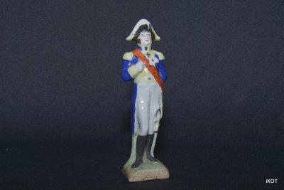 """Scheibe Alsbach """"Наполеон и aрмейские офицеры"""" 11 фигурок"""