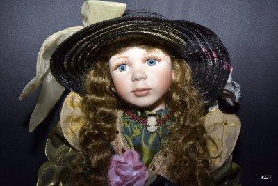 Мастерская кукол C.Bernaert кукла Martine