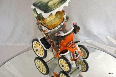 """Ceramic model """"Fiat 1901"""""""