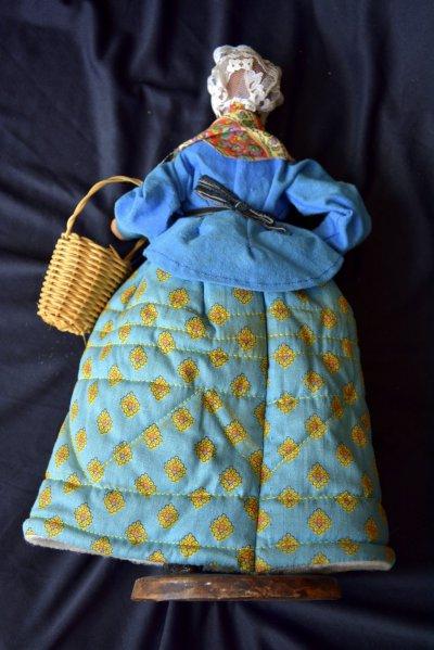 """Simone Jouglas.Куклы """"Бабушки Сантож"""""""