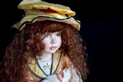 Мастерская кукол C.Bernaert кукла Beatrice