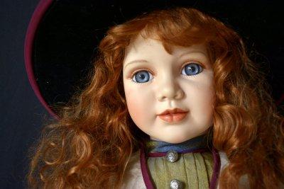 Мастерская  C.Bernaert кукла Леоди