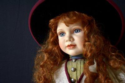 Мастерская кукол  C.Bernaert кукла Леоди