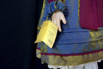 Мастерская кукол  C.Bernaert кукла Leodie