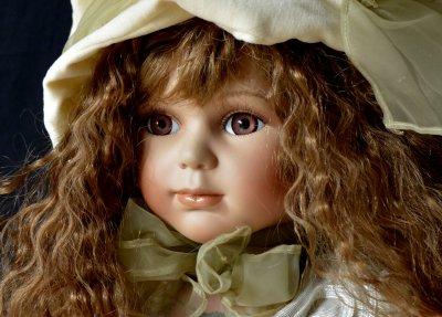 Мастерская C.Bernaert кукла Клара