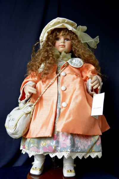 C.Bernaert. Doll Clara