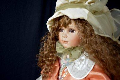 Мастерская C.Bernaert кукла Clara
