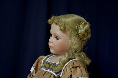 кукла Беранжер мастерская Бернанд