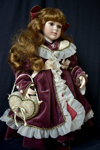 """C.Bernaert Doll """"Mirabelle"""""""