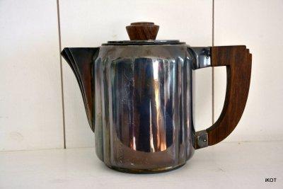 Сhristofle france Teapot ArtDeco style