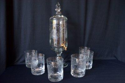 Набор для виски «Фонтанчик»