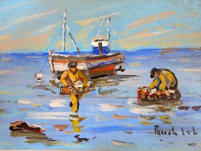 Fanch Lel Fishing sardines