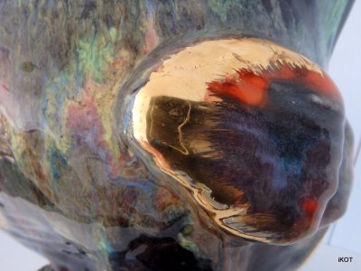 Vallauris. Kitsch Рыба «Аквариум»