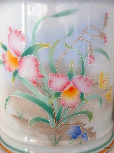 Limoges Лимож Емкость для специй Розовые нарциссы