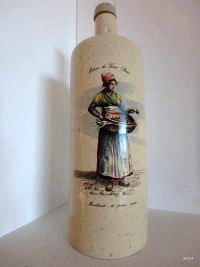 старинная Бутылка для вина