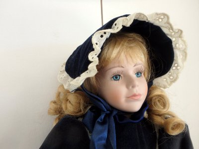 Кукла «Козетта»