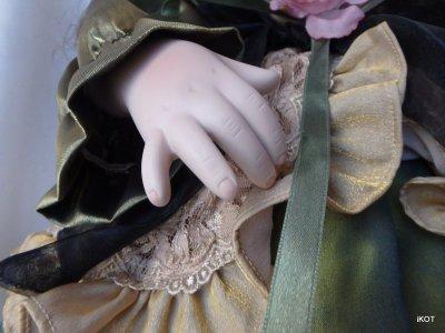"C.Bernaert Doll ""Martine"""