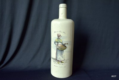 "Bottle for wine ""Pear Liquor"""