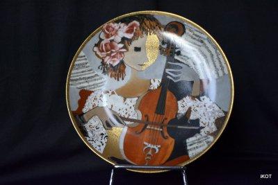 Декоративные тарелки «Музыка»