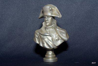 """Серебрянная печать """"Бюст Наполеона»"""
