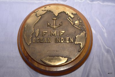 "Tag French navy ""F.M.F Indian Ocean"""