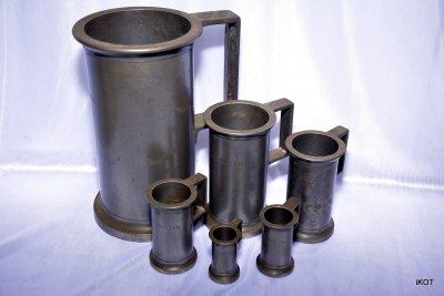 """Set tin containers """"Regin"""""""