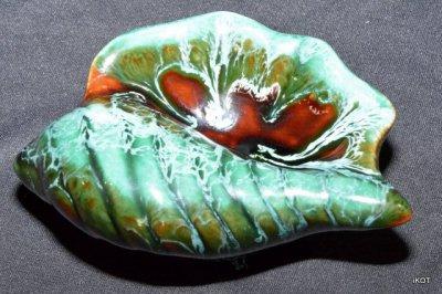 Vallauris. Лоточек для мелочей «Аквамарин»