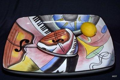 Набор керамический «Джаз»