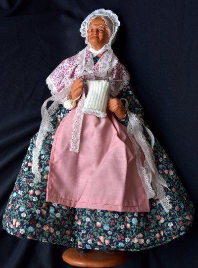 Simone Jouglas Saintouge folk dolls BonMaman