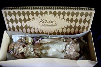 """W.Kleski Кукла """"Katherina"""""""