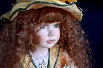 """Кукла """"Beatrice"""""""