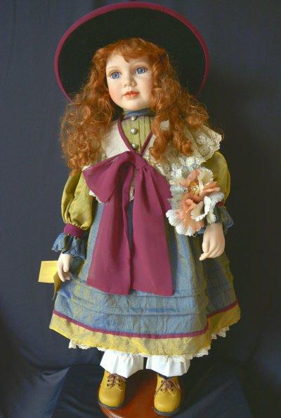 C. Bernaert Doll Leodie