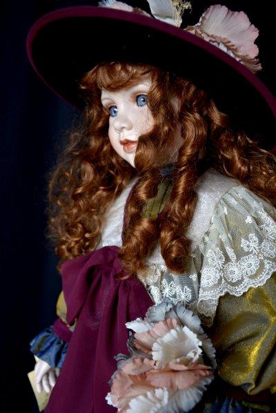 "C. Bernaert Doll ""Leodie"""