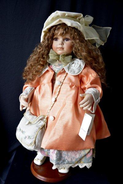 """C.Bernaert Doll """"Clara"""""""