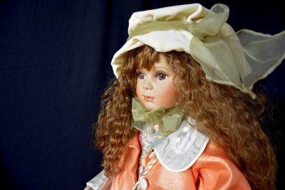 """C.Bernaert. Doll """"Clara"""""""