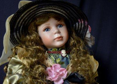 C.Bernaert Doll Martine