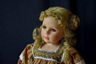"Кукла ""Berengere"""