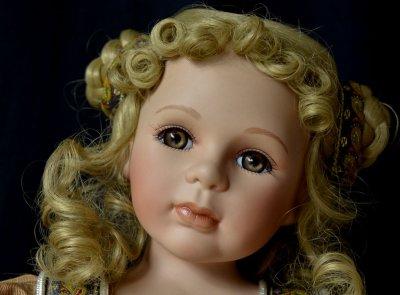 кукла Беранжер C.Bernaert