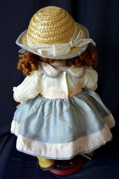 "C. Bernaert Doll ""Valentine"""